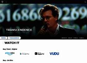transcendencemovie.com