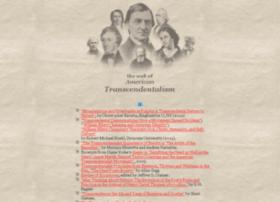 transcendentalism-legacy.tamu.edu
