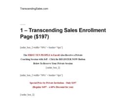 transcendingsales.com