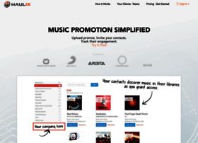 transcendmusic.haulix.com