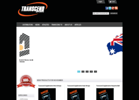 transcendsupplements.com.au