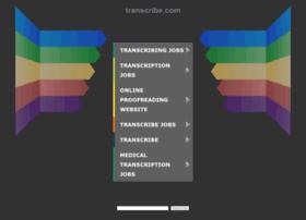transcribe.com