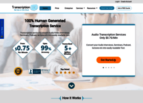 transcriptionhub.com