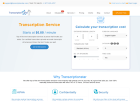 transcriptionstar.com