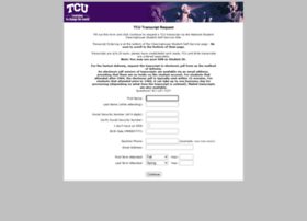 transcripts.tcu.edu