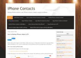 transfer-iphone-contacts.blogspot.com