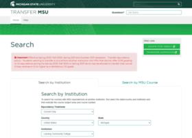 transfer.msu.edu