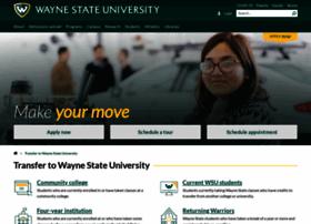 transfercredit.wayne.edu