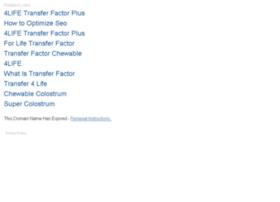 transferfactor4life.info