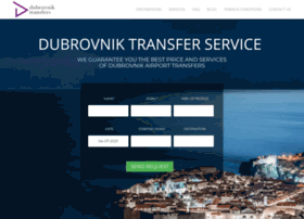 transfersdubrovnik.com