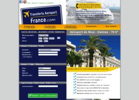 transferts-aeroport-france.com