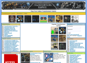 transformers-games.org