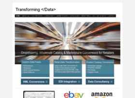 transforming-data.com