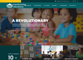 transformingeducation.in