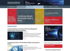 transformingnetworkinfrastructure.com