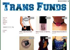 transfunds.storenvy.com