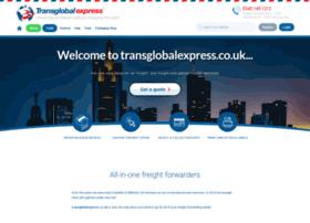 Transglobal.org.uk