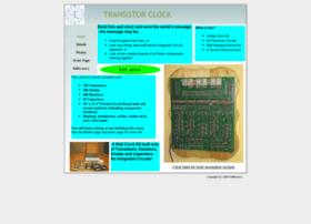 transistorclock.com