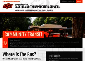 transit.okstate.edu