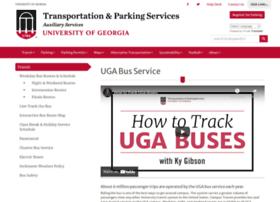 transit.uga.edu