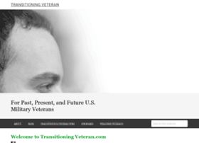 transitioningveteran.com
