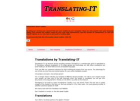 translating-it.eu