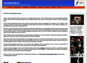 translatingmusic.com