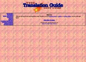 translation-guide.com