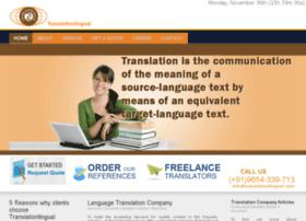 translationlingual.com