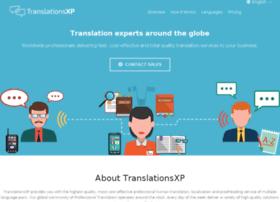 translationsxp.com