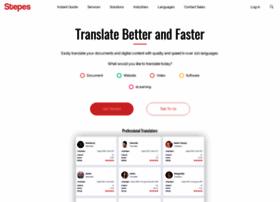 translator.stepes.com