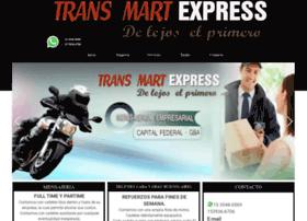 transmartexpress.com.ar