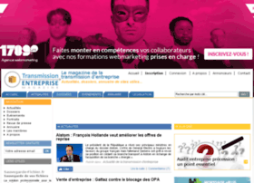 transmission-entreprise-magazine.fr