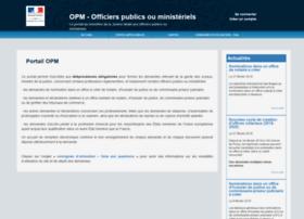transmission-office-ministeriel.justice.gouv.fr