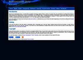 transmissionzero.co.uk