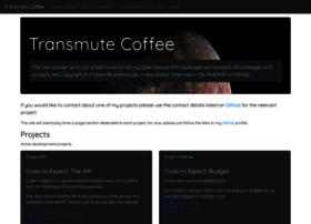 Transmute-coffee.com