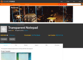 transnote.sourceforge.net