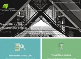 transparence-interim.fr