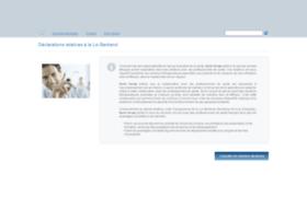 transparence.sorin.com
