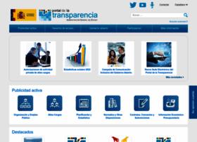 transparencia.gob.es
