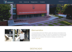transparencia.uabjo.mx