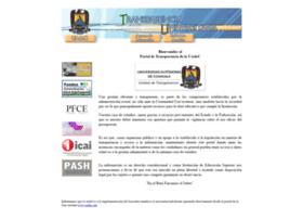 transparencia.uadec.mx