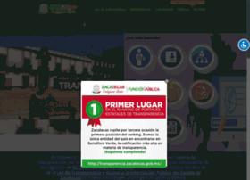 transparencia.zacatecas.gob.mx