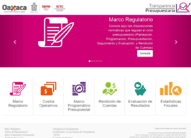 transparenciapresupuestaria.oaxaca.gob.mx