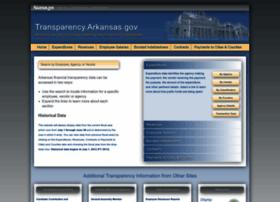 transparency.arkansas.gov