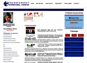 transparency.org.pk