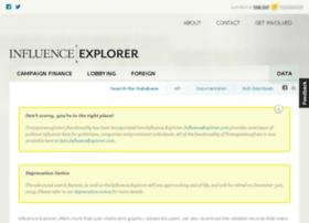 transparencydata.com