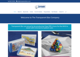 transparentbox.co.uk