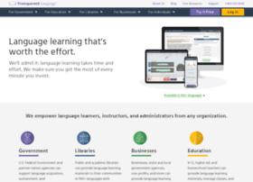 transparentlanguage.com