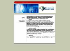 transplantanalytics.net